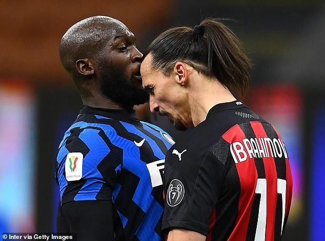 Vì sao Lukaku và Ibrahimovic ẩu đả giữa trận? ảnh 1