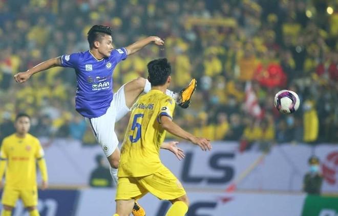 V-League 2021 chính thức hoãn từ vòng 4 ảnh 1
