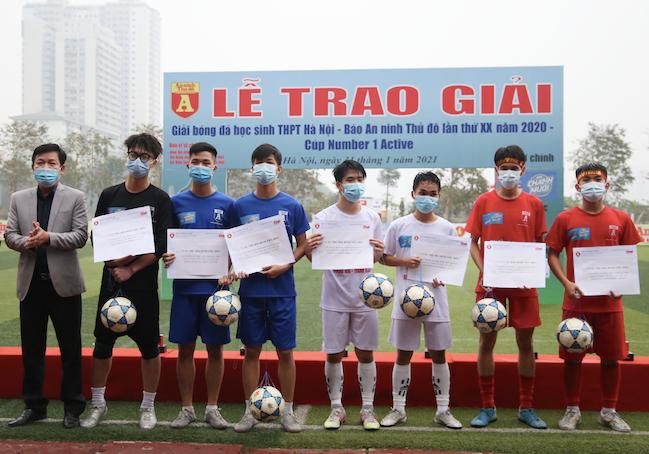 THPT Hoàng Mai lần đầu tiên vô địch ảnh 3