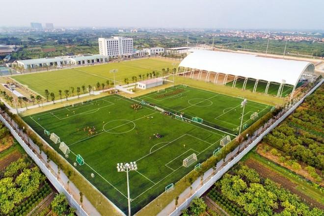 Trung tâm bóng đá PVF được chuyển giao cho đơn vị mới ảnh 1