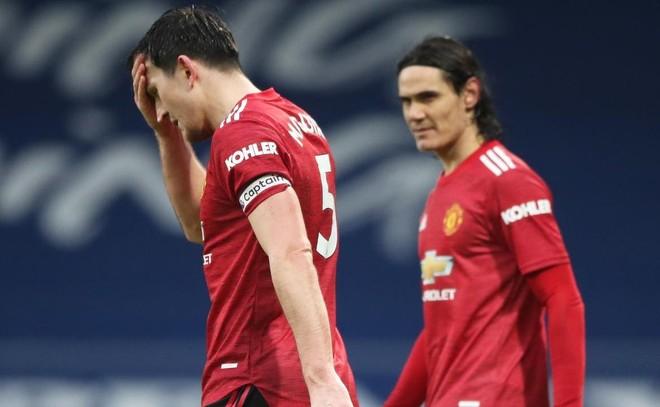 M.U 'hết hơi' trong cuộc đua vô địch Premier League ảnh 1