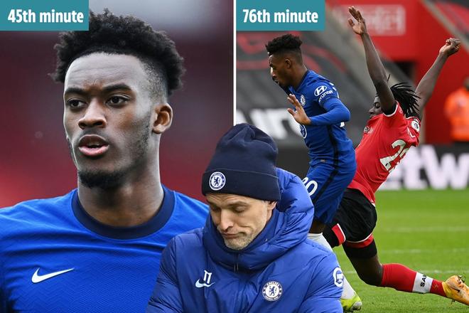 Nguyên nhân sao trẻ Chelsea bất ngờ bị thay ra chỉ sau 30 phút ảnh 1