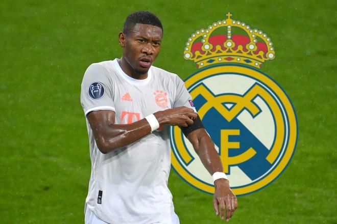 Real Madrid bị 'chọc gậy bánh xe' vụ David Alaba ảnh 1