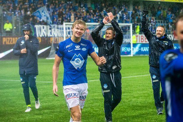 Solskjaer giữ liên lạc với Haaland, fan M.U mừng thầm ảnh 1