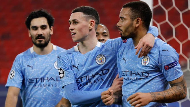 Man City lập kỷ lục chiến thắng khó tin ảnh 1