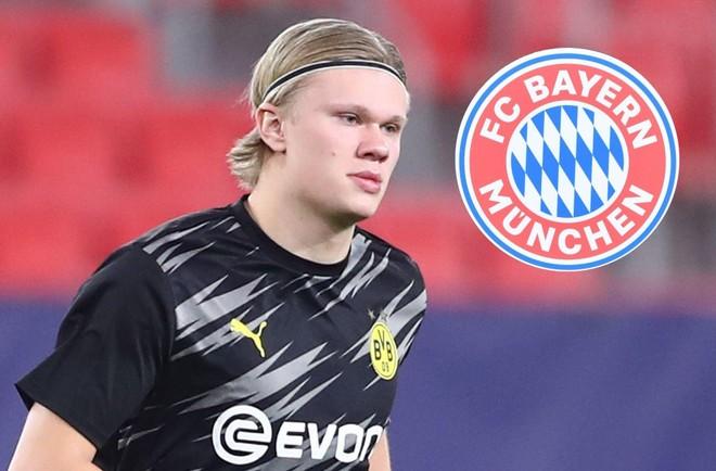 Vì sao Bayern Munich không mặn mà với Haaland? ảnh 1