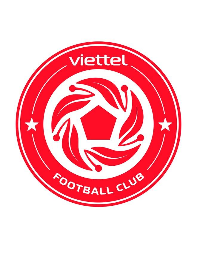 Ý nghĩa đằng sau logo mới của CLB Viettel ảnh 1