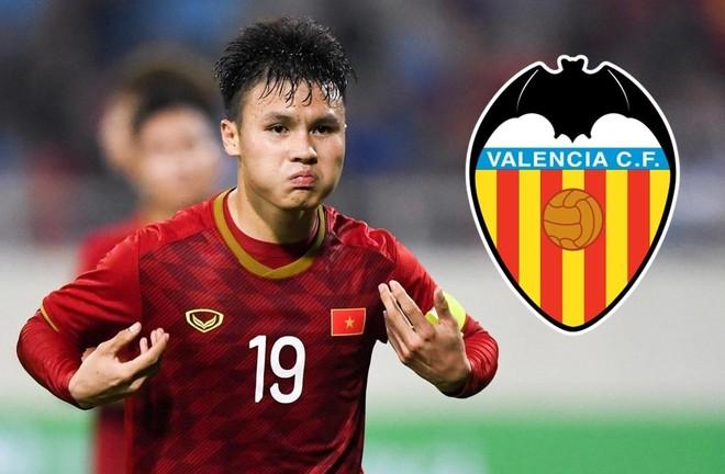 Rộ tin Quang Hải được Valencia quan tâm ảnh 1