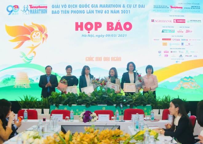 Tiền Phong Marathon 2021 lập kỷ lục số VĐV tham dự ảnh 2