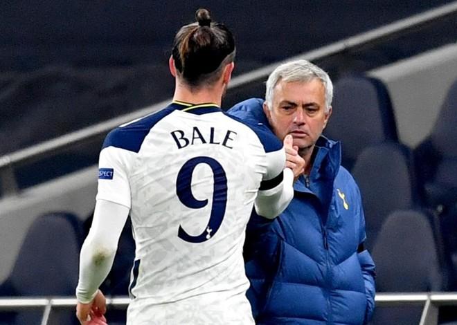 HLV Mourinho thẳng thắn chỉ ra điểm yếu của Bale ảnh 1