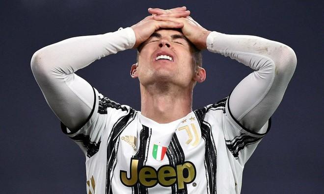 Ronaldo lần đầu lên tiếng sau khi Juventus bị loại cay đắng ảnh 1