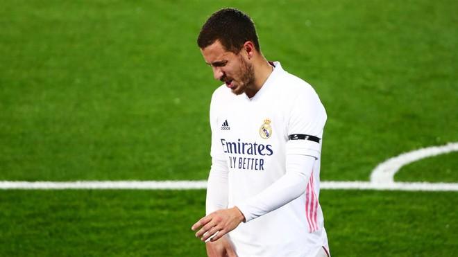 Đen đủi tận cùng, Eden Hazard lại chấn thương ảnh 1
