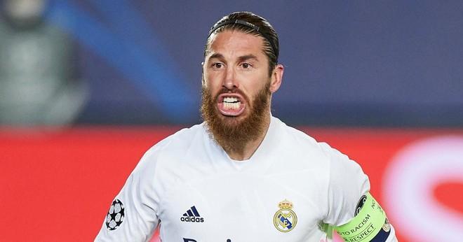 """Sergio Ramos ghi bàn nhiều hơn cả Zidane và Ronaldo """"béo"""" ảnh 1"""