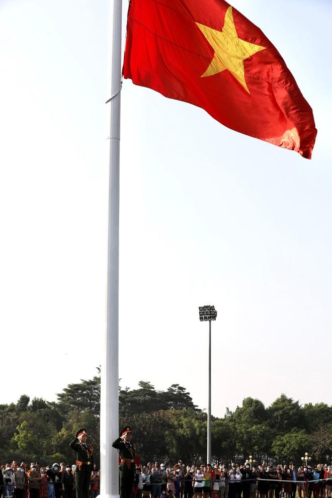 Cảm xúc trào dâng tại Lễ Thượng cờ giữa Tây Nguyên đại ngàn ảnh 2