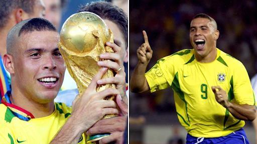 Ronaldo bất ngờ xin lỗi vì kiểu tóc kỳ quái ở World Cup 2002 ảnh 1
