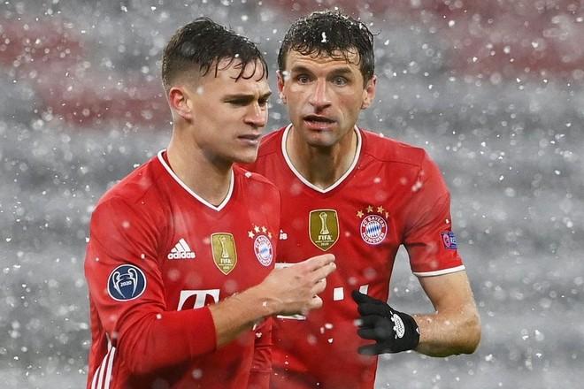 Hiệu suất đáng buồn của Bayern khi thiếu Lewandowski ảnh 1