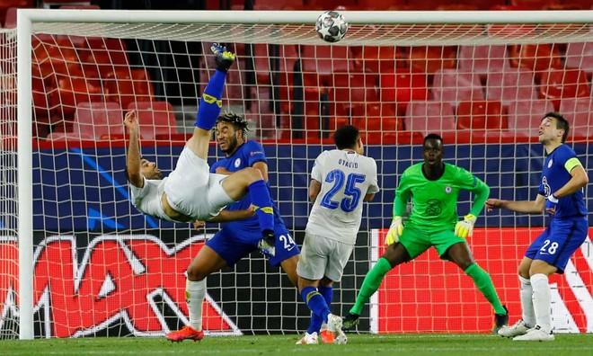 Cùng thua trận, PSG và Chelsea vẫn đoạt vé vào bán kết ảnh 1