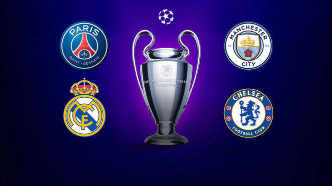 Lịch thi đấu vòng bán kết Champions League 2020/21 ảnh 1