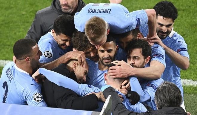 Xuất sắc hạ Dortmund, Man City tạo nên cặp bán kết đỉnh cao với PSG ảnh 1