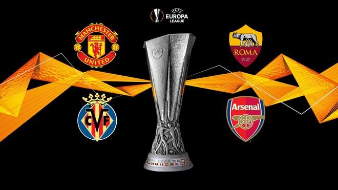 Lịch thi đấu vòng bán kết Europa League: M.U gặp khó ảnh 1