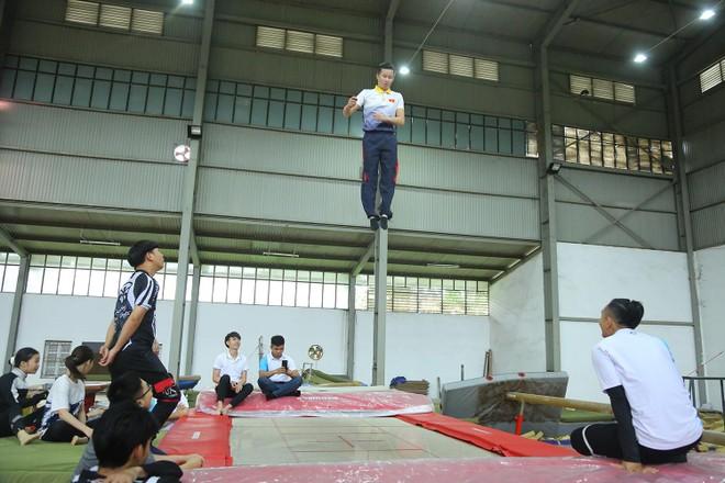 """HLV Trương Minh Sang: """"Thể lực rất quan trọng với trượt băng và roller"""" ảnh 3"""