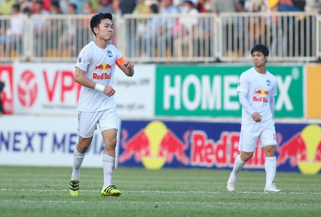 Xuân Trường 'xé lưới' Hà Nội FC, HAGL thắng trận thứ 6 liên tiếp ảnh 2