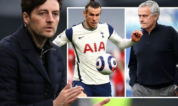 Gareth Bale bóng gió mỉa mai HLV Mourinho ảnh 1