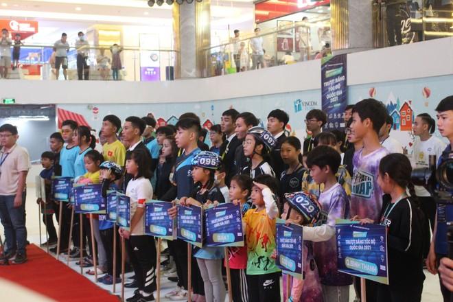 Trượt băng Việt Nam tìm kiếm tài năng trẻ cho SEA Games ảnh 1