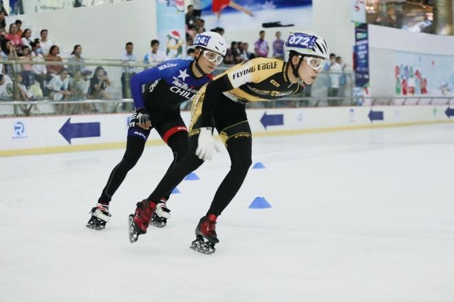 Trượt băng Việt Nam tìm kiếm tài năng trẻ cho SEA Games ảnh 2