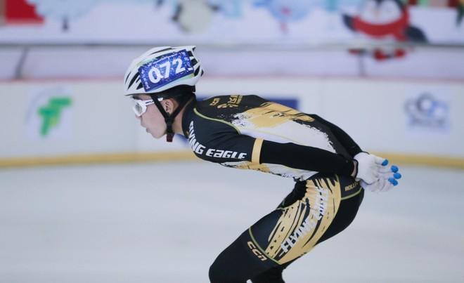Trượt băng Việt Nam tìm kiếm tài năng trẻ cho SEA Games ảnh 3