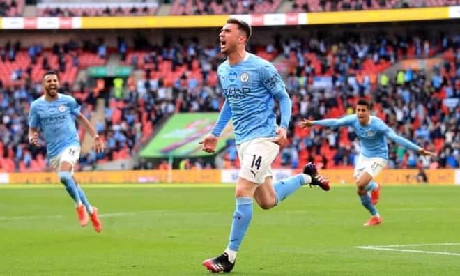 Sút 21 ăn 1, Man City vẫn giành danh hiệu đầu tiên ảnh 2