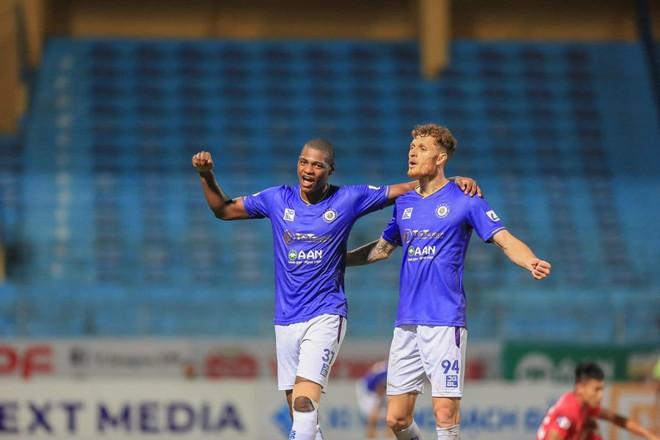 HAGL bị chặn mạch thắng, Hà Nội FC 'giải hạn' ảnh 2