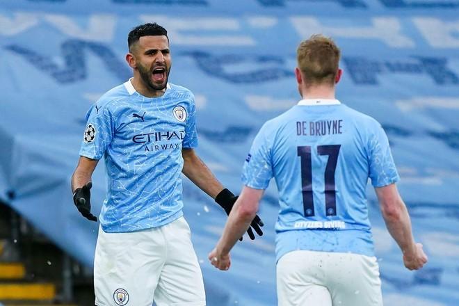 Man City lần đầu tiên vào chung kết Champions League ảnh 1