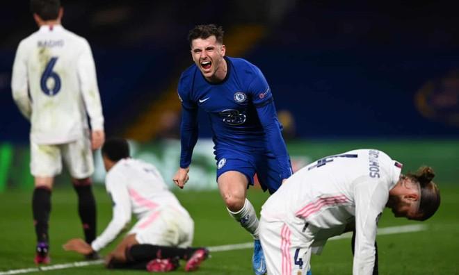 Thắng thuyết phục Real, Chelsea vào chung kết gặp Man City ảnh 4