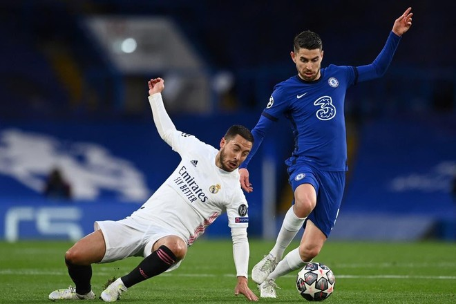Thắng thuyết phục Real, Chelsea vào chung kết gặp Man City ảnh 3