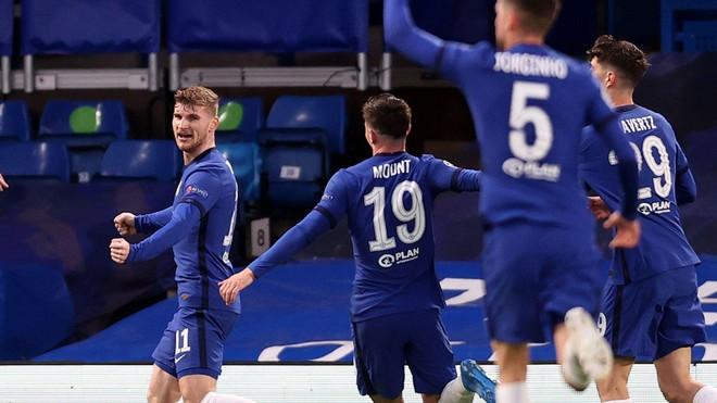 Thắng thuyết phục Real, Chelsea vào chung kết gặp Man City ảnh 2