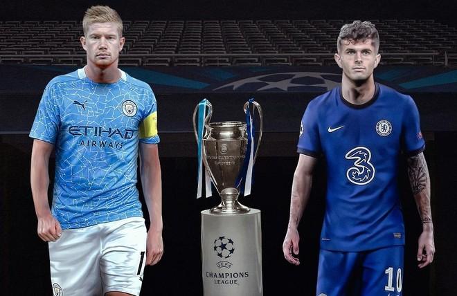 Chelsea và Man City có thể phải đổi kế hoạch đá chung kết Champions League ảnh 1