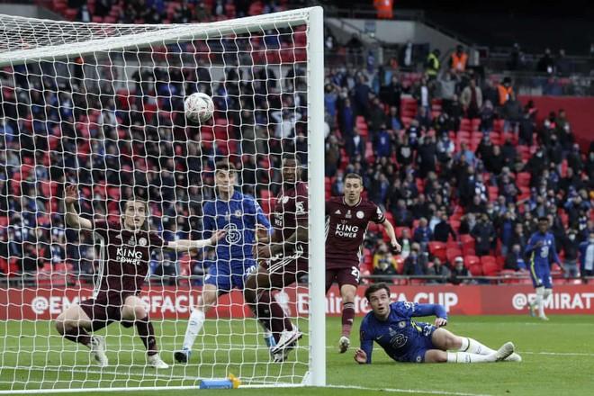 Chelsea gục ngã ở chung kết cúp FA ảnh 3