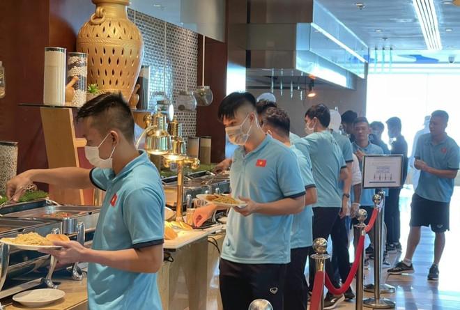 Tuyển Futsal Việt Nam đến UAE, sẵn sàng giành vé World Cup ảnh 3