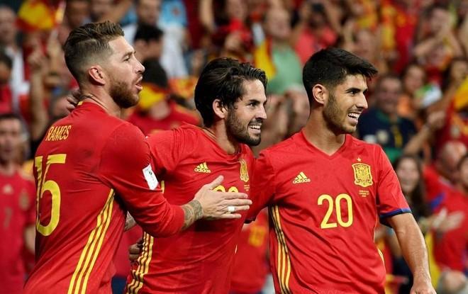 Không cầu thủ Real Madrid nào được lên tuyển Tây Ban Nha dự EURO ảnh 1