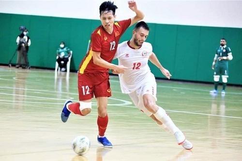 Futsal Việt Nam chỉ còn cách World Cup đúng 1 trận đấu ảnh 1