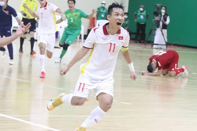 Lập kỳ tích dự World Cup, tuyển futsal Việt Nam được thưởng tiền tỷ ảnh 1