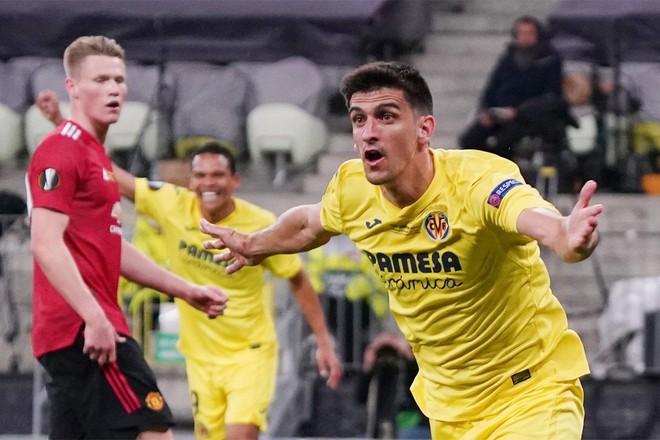 De Gea khiến M.U thua 10-11 ở chung kết Europa League ảnh 2