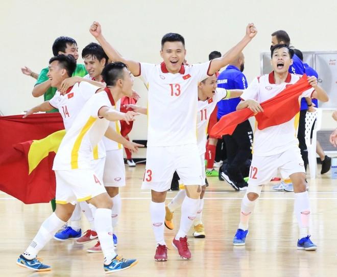Tuyển Việt Nam chung bảng với Brazil ở Futsal World Cup 2021 ảnh 1