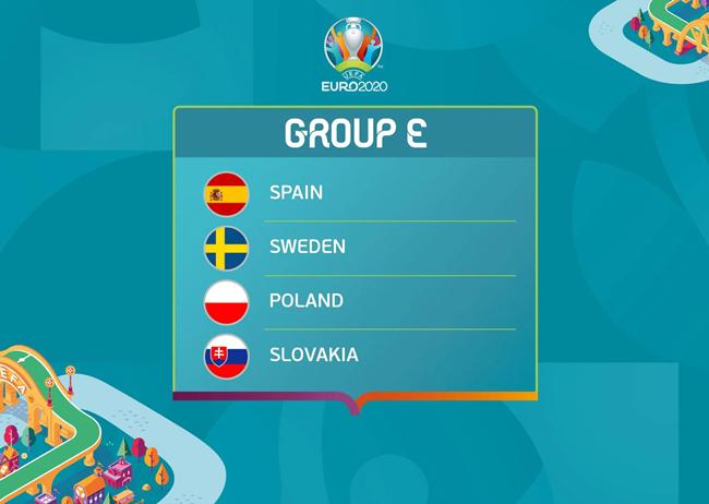 Danh sách toàn bộ 24 đội tuyển dự EURO 2020 ảnh 5