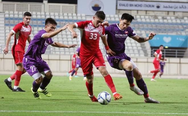 ĐT Việt Nam hòa may mắn Jordan trước thềm vòng loại World Cup ảnh 1
