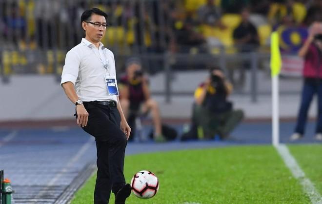 HLV tuyển Malaysia buông lời chê ĐT Việt Nam ảnh 1