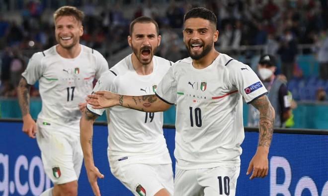 Thắng tưng bừng, Italia khởi đầu như mơ ở EURO 2020 ảnh 4