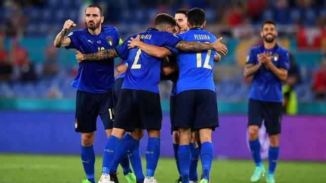 ĐT Italia gặp đối thủ nào ở vòng loại trực tiếp? ảnh 1