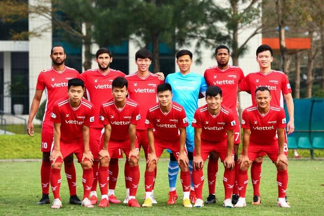 Viettel FC khát khao chinh phục Champions League châu Á ảnh 1
